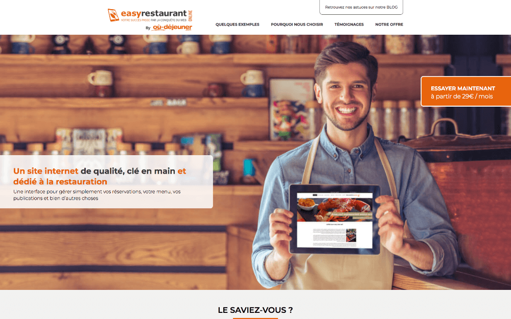 Restaurants management system