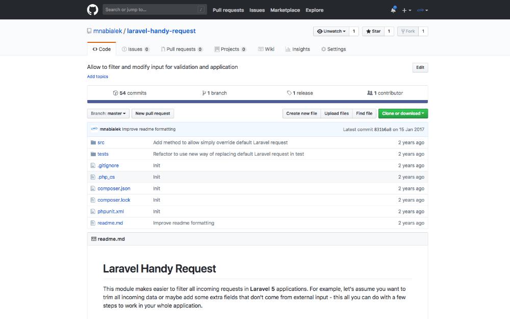 Biblioteka Composer: Filtrowanie danych w Laravelu