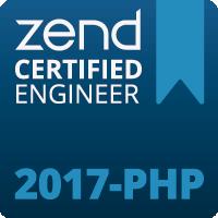 Marcin Nabiałek - Zend Certified Engineer